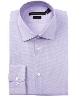 Soho Check Slim Fit Dress Shirt
