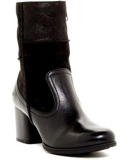 Hayley Patchwork Boot
