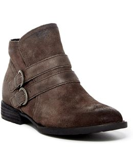 Pirlo Peltro Leather Ankle Boot