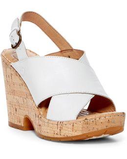 Jenni Demi-wedge Sandal