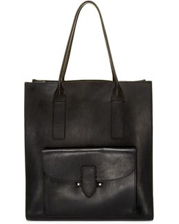Casey Leather Tote