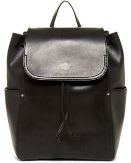 Casey Leather Backpack