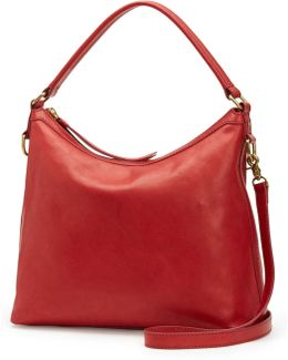 Claude Leather Hobo