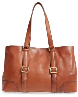 Claude Leather Tote