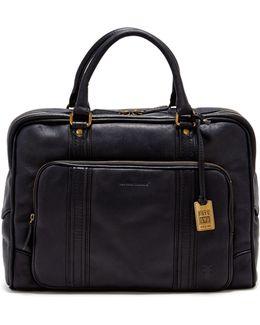 Richard Vintage Leather Work Bag