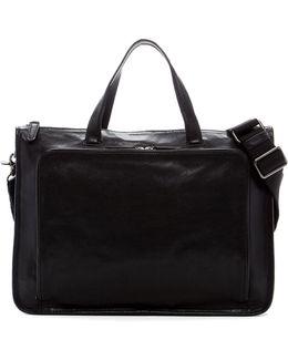 Stanton Work Leather Briefcase