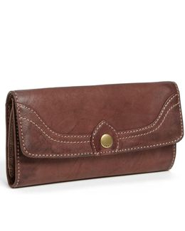 Campus Large Leather Wallet