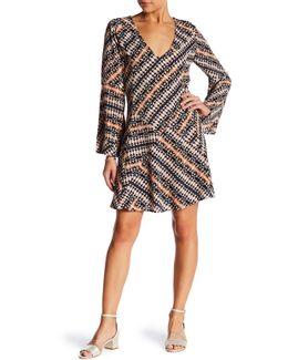 Tara Geo Print Dress