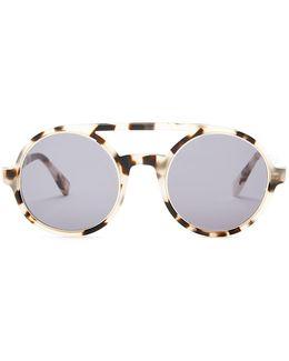 Women's Morton Round Aviator Sunglasses