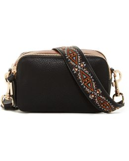 Rhett Double Zip Camera Bag
