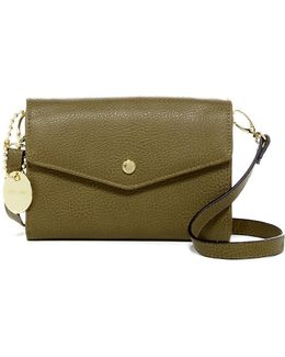 Honest Flap Crossbody