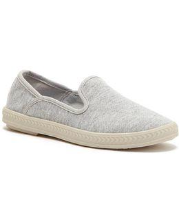 Drive Canvas Slip-on Sneaker