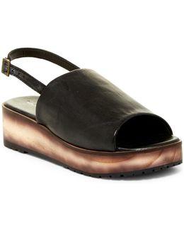 Dumont Platform Sandal