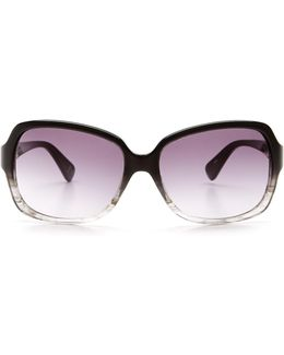 Women's Rose Bridge Sunglasses