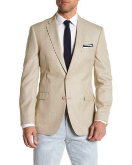 Ethan Woven Classic Fit Sport Coat