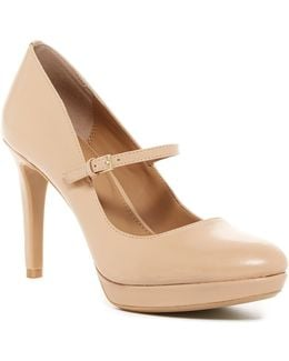 Paislie Mary Jane Pump (women)