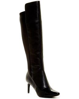 Janalee Cap Toe Boot