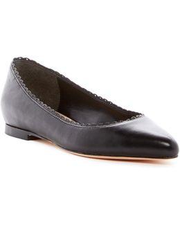 Salma Pointy Toe Flat