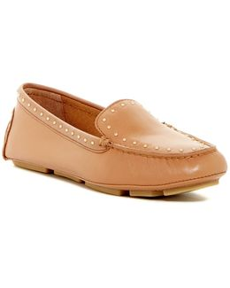 Lolly Studded Leather Loafer