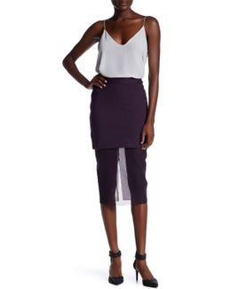 Allure Layered Skirt