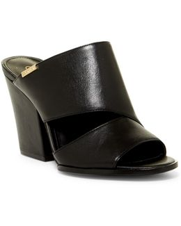 Wiley Crevo Block Heel Sandal