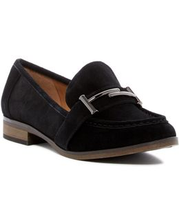 Baylor Suede Loafer - Multiple Widths Available