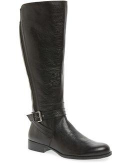 'jelina' Riding Boot (women) (wide Calf)