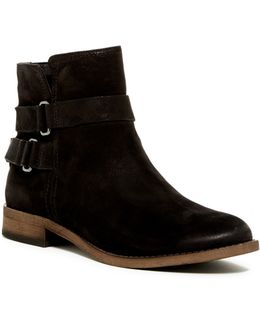 Kacey Leather Ankle Boot