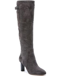 'parca' Knee High Boot