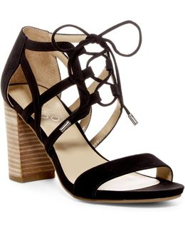Jewel Strappy Sandal