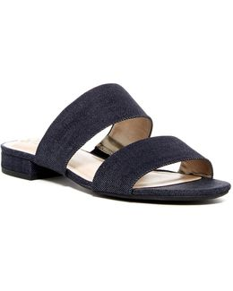 Delaney Slide Sandal
