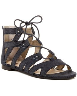Hagan Lace-up Sandal