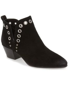 Rubin Suede Ankle Boots