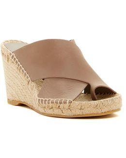 Suraya Wedge Sandal