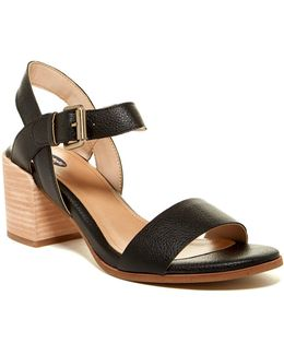 Meg Ankle Strap Sandal