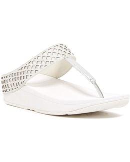 Safi Toe-post Thong Sandal