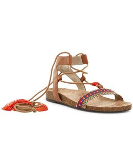 Kerr Ankle Lace Sandal