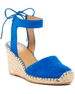 Mariska Wedge Sandal