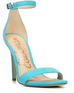Amee Suede Dress Sandals