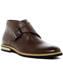 Baron Monk Strap Dress Boot