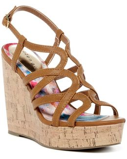 Elmaa Wedge Heel