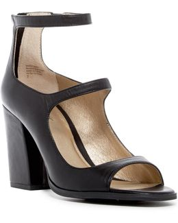 Equal Ankle Strap Sandal