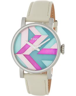 Women's Original Boyfriend Leather Watch