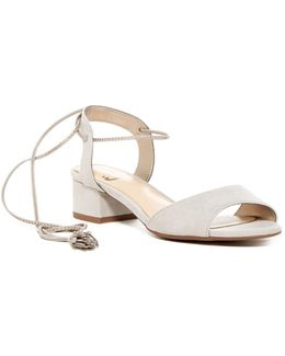 Isabel Block Heel Sandal