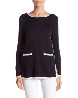 Modern Pocket Sweater (petite)