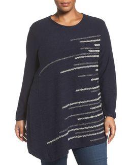 Shooting Stars Cotton Sweater