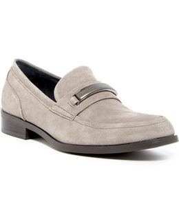 Douggie Oily Suede Loafer