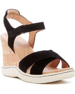 Coltyn Wedge Sandal