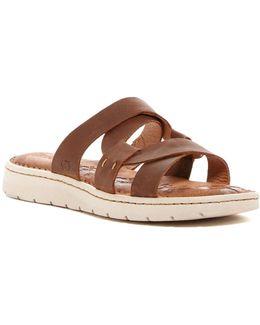 Bira Slide Sandal