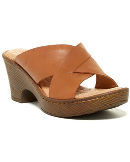 Erika Platform Sandal